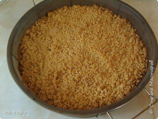 """Очень захотелось выпечки с творогом. Готовим ОЧЕНЬ вкусный песочный пирог с творогом и черносливом. Из серии """" Королевская ватрушка"""". фото 13"""