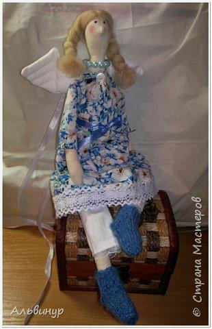 Однажды увлеклась я вот таким мини-вязанием. Было интересно и весело создавать малюток :))) фото 3