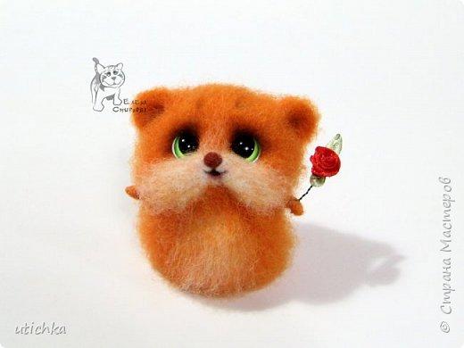 Зверек МыХоКа - это мышка, хомячок и кошка в одном флаконе.))) фото 4