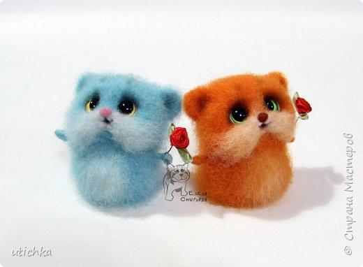 Зверек МыХоКа - это мышка, хомячок и кошка в одном флаконе.))) фото 3