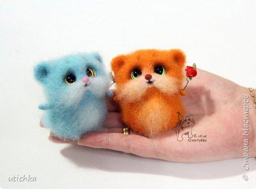 Зверек МыХоКа - это мышка, хомячок и кошка в одном флаконе.))) фото 1