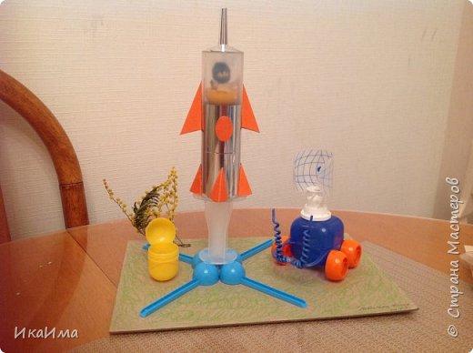 Ко Дню космонавтики  фото 2
