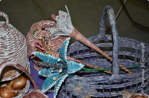 В Тамбове прошла выставка работ мастеров народного творчества. Чего там только я не увидела... Хочу рассказать о умельцах родного края. Фотографий очень много. Работы выполнены в различных техниках, предлагаю посмотреть... фото 18