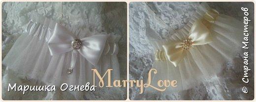 Самая востребованная подвязка у моих заказчиц!!))) фото 6