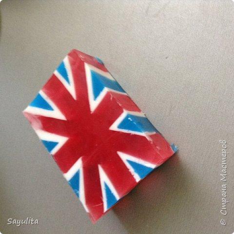 Мыло флаг фото 2