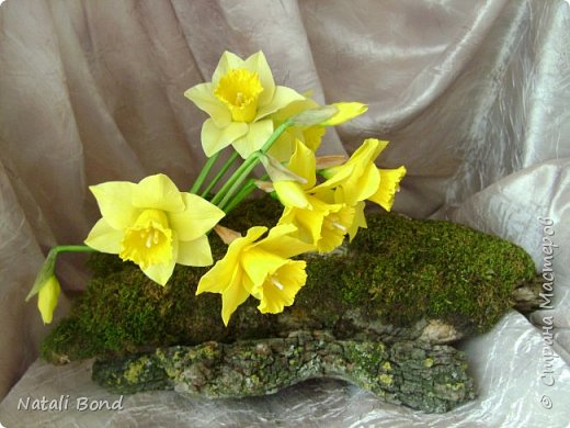 Ну и немного еще весны....Давно не лепила их...Приятного просмотра. фото 3