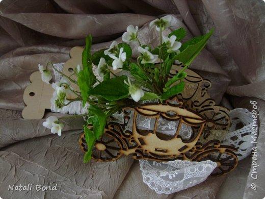 Доброго дня СМ!!!Давно не выкладывала,вот не смогла пройти мимо этого милого цветочка,как они мне нравятся....Вот результат! фото 6