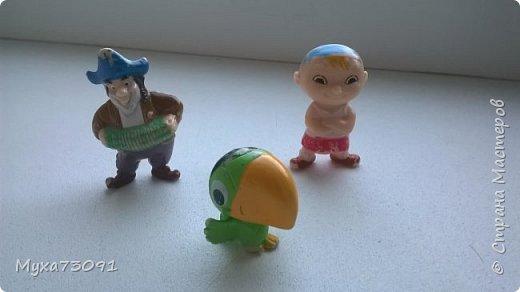 Привет всем!Хочу поделиться нашей коллекцией с сынулей -маленькими киндер- сюрпризами.Кому эта тема понравилась,предлагаю в комментариях выложить ваши киндеры)) фото 28