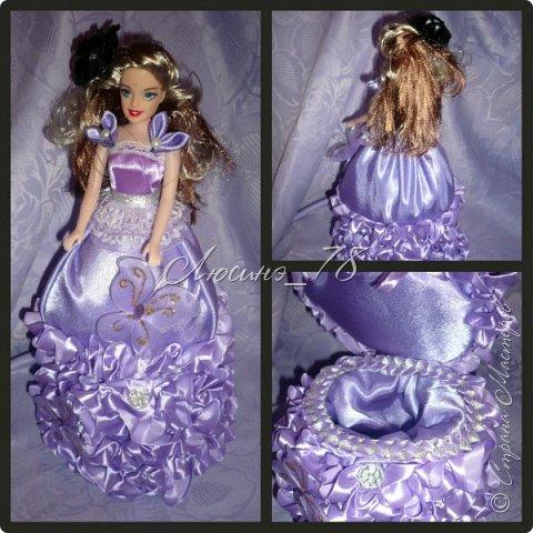 Кукла-шкатулка фото 2