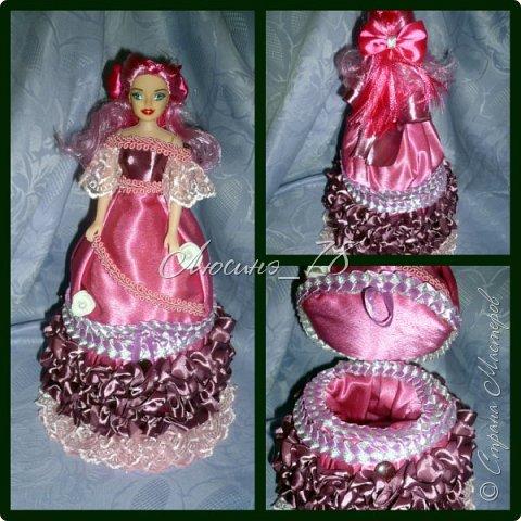 Кукла-шкатулка фото 7