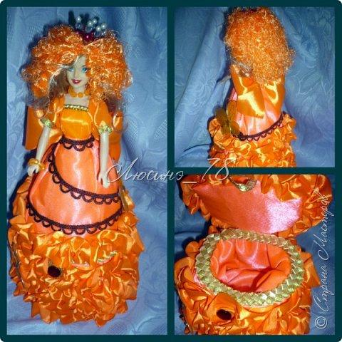 Кукла-шкатулка фото 4