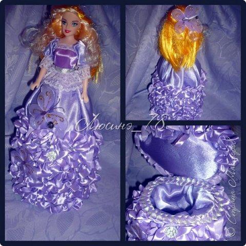 Кукла-шкатулка фото 5