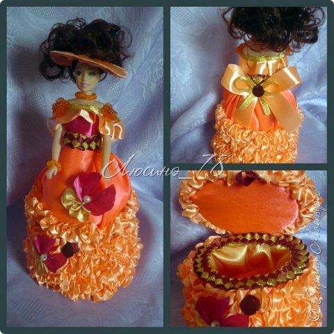 Кукла-шкатулка фото 12