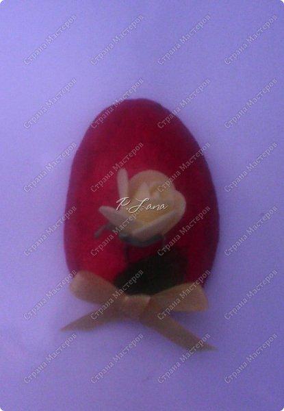 Здравствуйте,друзья! Сегодня у меня пасхальные магнитики.Заготоки гипсовые сделанные вот по этому МК  http://stranamasterov.ru/node/335398 .Большое спасибо автору! фото 4