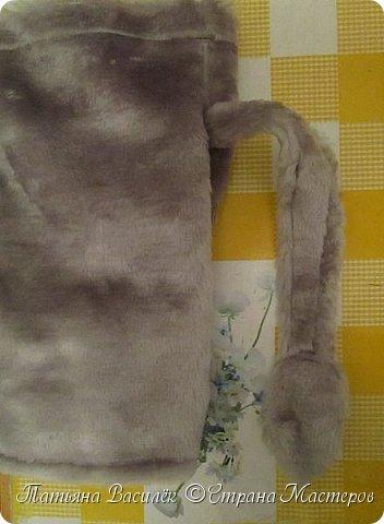 Ослик... не Ослик... Судить Вам:) Срочно для новогоднего утренника понадобилось сшить костюм Ослика на ребенка 5-6 лет. Просторы интернета меня выкройками не побаловали, пришлось выкручиваться самой...   фото 13