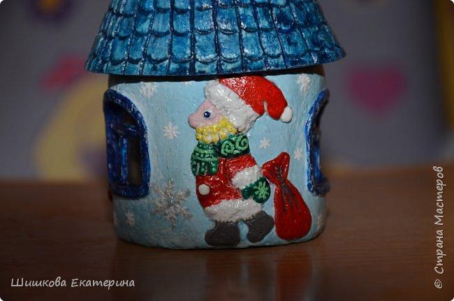 """Весна, солнце, цветы, любовь! У меня """"родилась"""" идея создать вот такой домик. Разукрасить осталось ... фото 13"""
