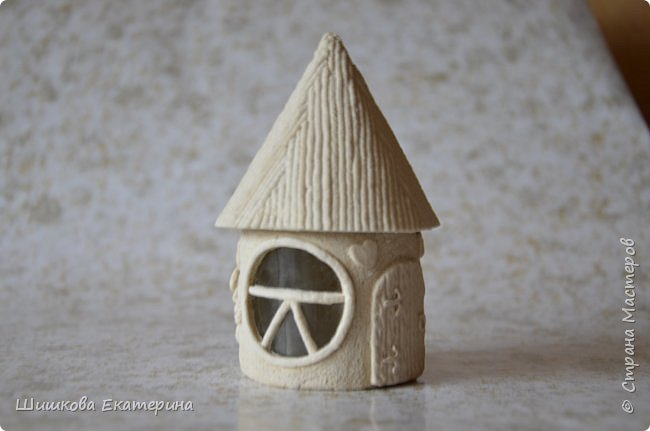 """Весна, солнце, цветы, любовь! У меня """"родилась"""" идея создать вот такой домик. Разукрасить осталось ... фото 2"""
