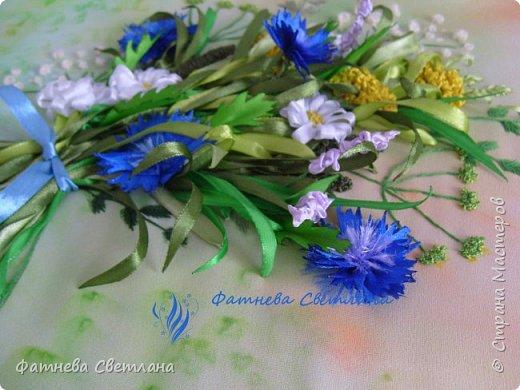 Полевые цветы и травки фото 4
