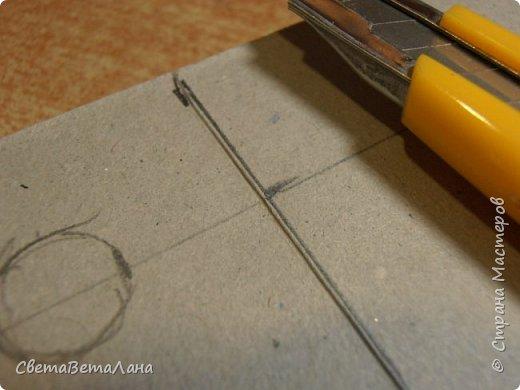 На стройке  от стен и потолка осталась приличнейшая куча гипсокартона....отрезочки короткие и узкие.... на стройке они уже не нужны , а выбрасывать - рука не поднимается......так что , решила их начинать осваивать....... потому сегодня делюсь своими работами и тем, как их делать ( работа с гипсокартоном)......... фото 18