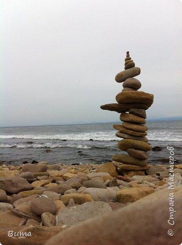 Пирамидка, нужно сбалансировать камни. фото 8