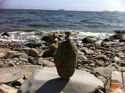 Пирамидка, нужно сбалансировать камни. фото 9