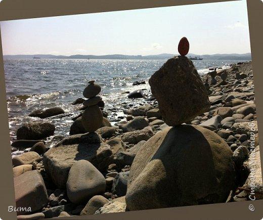 Пирамидка, нужно сбалансировать камни. фото 11