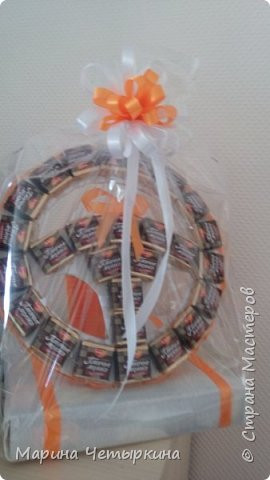 Руль с конфетами фото 1