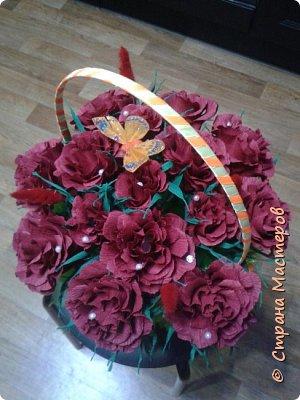 корзины вкусных цветов фото 13
