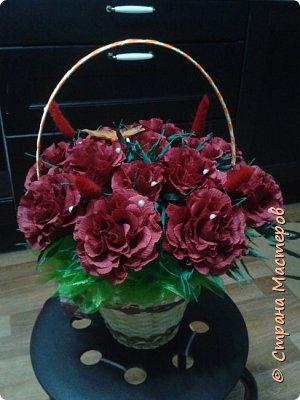 корзины вкусных цветов фото 12