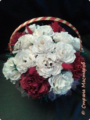 корзины вкусных цветов фото 3