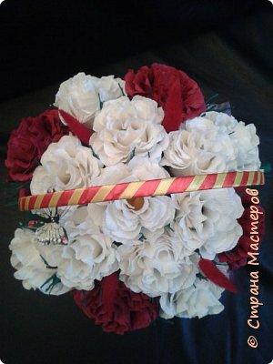 корзины вкусных цветов фото 2