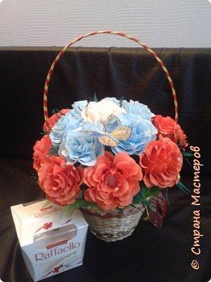 корзины вкусных цветов фото 4