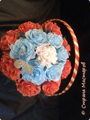 корзины вкусных цветов фото 5