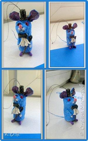 ватный  Мышь-джентельмен фото 2