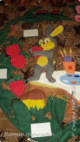 Декор стен в детском саду, стенд для фото  фото 2
