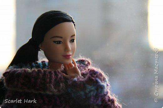 Связался теплый и уютный свитер для Неко. фото 4