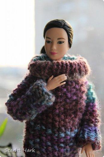 Связался теплый и уютный свитер для Неко. фото 2