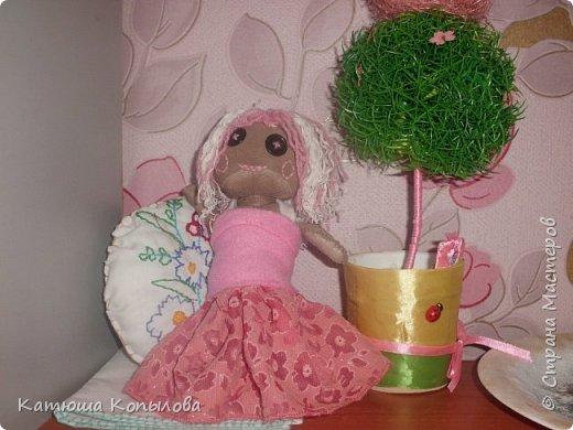 Я сшила куколку Пусю. фото 1