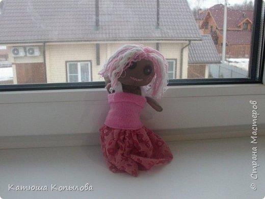 Я сшила куколку Пусю. фото 3