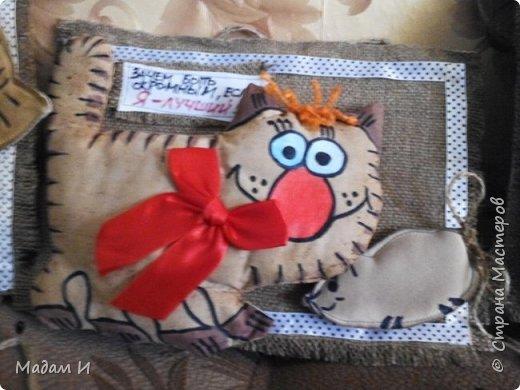Вот такая компашка !!! Шила на подарки родным!!!  фото 3