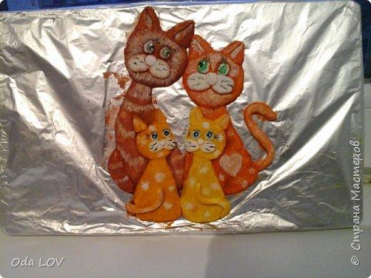 Вот такие у меня получились котики фото 3