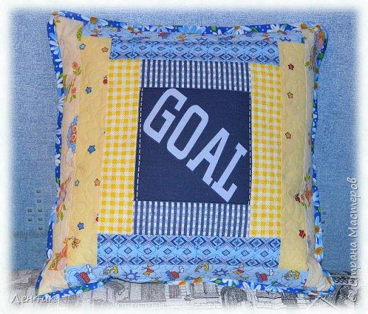 """Лоскутные подушечки в стиле """"колодец"""" шились под мотивчик - Учкудук. Три колодца - три разных способа составления блоков. фото 5"""