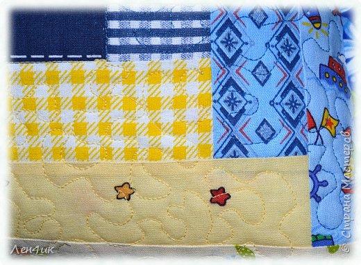 """Лоскутные подушечки в стиле """"колодец"""" шились под мотивчик - Учкудук. Три колодца - три разных способа составления блоков. фото 7"""