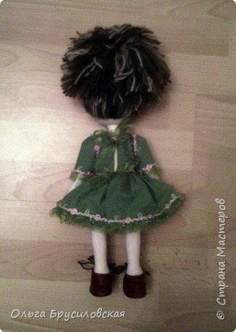 Привет всем в СМ! Мое увлечение шитьем кукол продолжается. Не все получается, изъянов много, кукляшки пока простенькие, с простыми мордочками...   Но люблю их всех очень-очень! Куклы как дети; их просто любишь и все - они ведь твои родные... фото 8