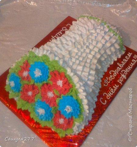 Привет всем!!! Вот показываю вам свои тортики, сделанные за март месяц. На главный праздник  конечно же заказывали тортик для мамы вот с таким детенышем!!!  Красавчик, мне самой очень понравился. фото 3