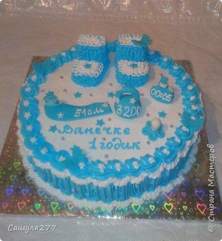 Привет всем!!! Вот показываю вам свои тортики, сделанные за март месяц. На главный праздник  конечно же заказывали тортик для мамы вот с таким детенышем!!!  Красавчик, мне самой очень понравился. фото 15