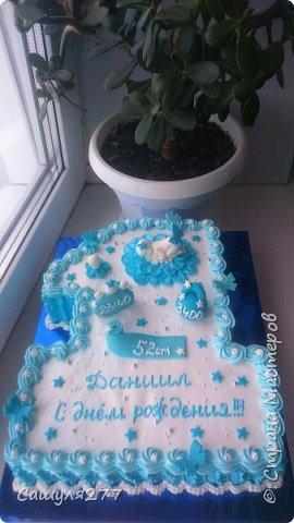 Привет всем!!! Вот показываю вам свои тортики, сделанные за март месяц. На главный праздник  конечно же заказывали тортик для мамы вот с таким детенышем!!!  Красавчик, мне самой очень понравился. фото 17