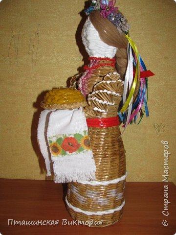 """Доброго времени суток, дорогие мастерицы!! Мы с моей ученицей сделали  вот такую куклу на конкурс """"Люби и знай свой край"""". Высота куклы 48 см. Подобную работу  увидела у Майя0305  http://stranamasterov.ru/node/1001773?c=favorite. фото 2"""