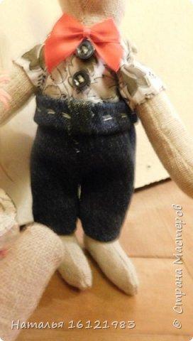 Мальчик-мышь для мышки, которая пока живет здесь http://stranamasterov.ru/node/1017706 фото 3