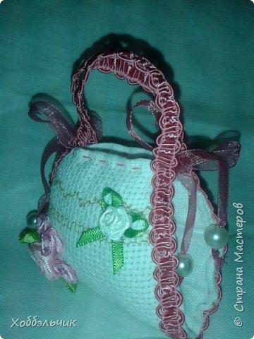 Игольница-сумочка фото 2